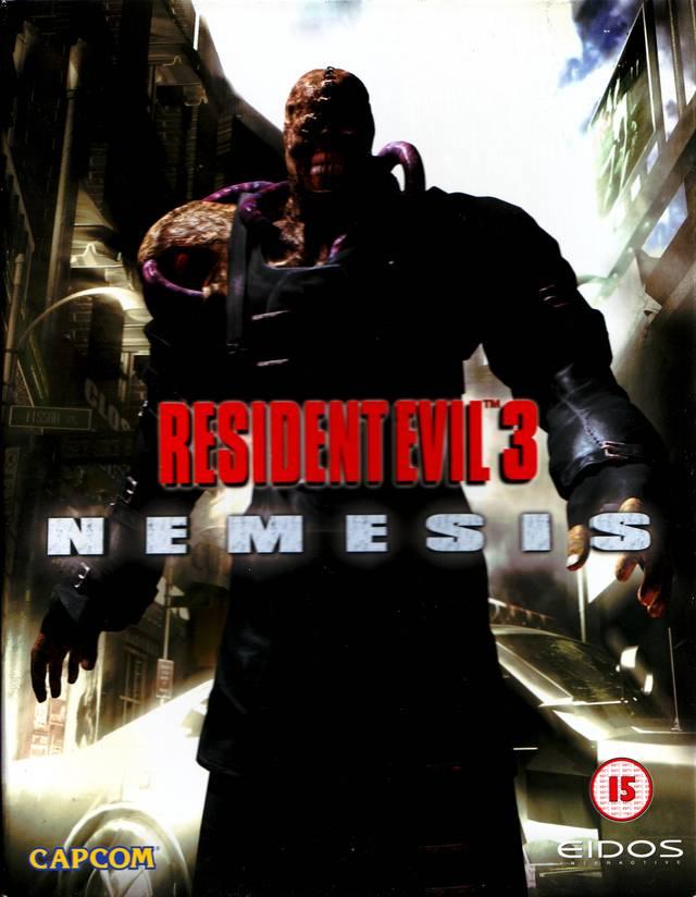 Resident Evil 3: Nemesis - Wikijuegos: La gran wiki de ...