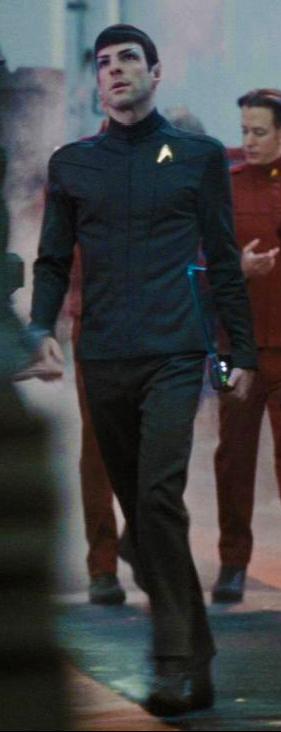 Starfleet Academy Uniform 12