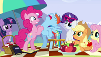 Pinkie Pie 'If you get in' 2 S3E7