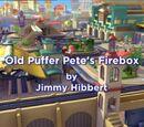 Old Puffer Pete's Firebox