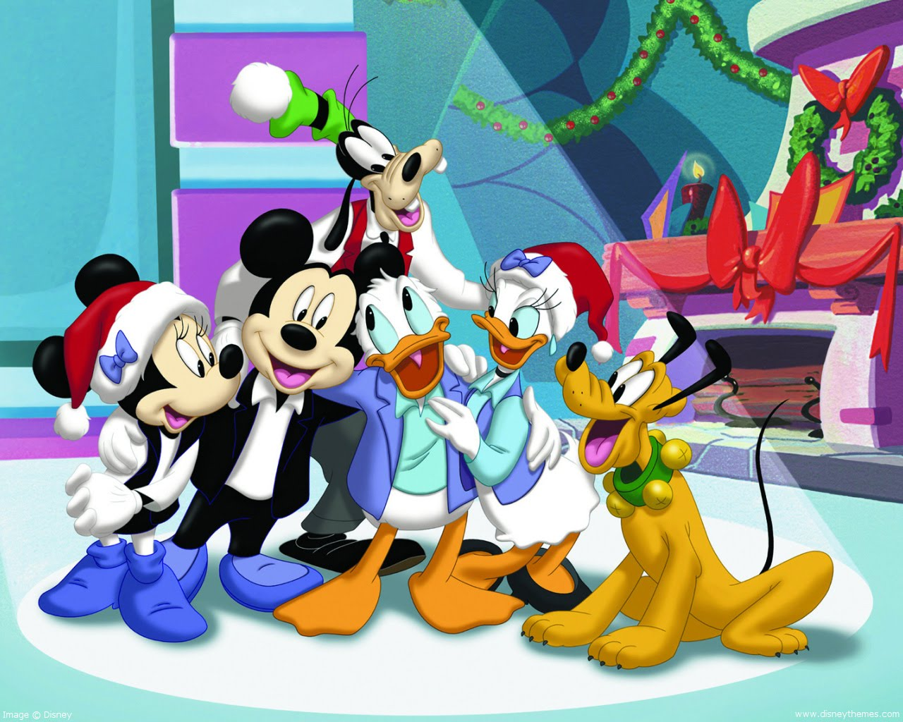 Mickey s Magical Christmas  Snowed in at the House of Mouse is a    House Of Mouse Christmas