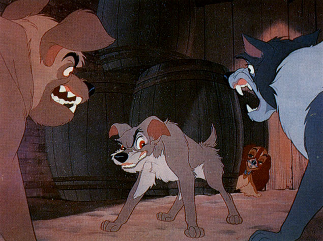Dog Names In Lady And The Tramp