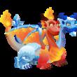 Dragón Hielo y Fuego Fase 2