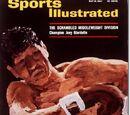 Joey Giardello/Magazine covers