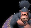 Samurái Kong