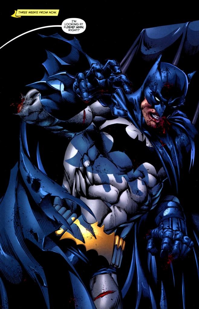 dick grayson new batman