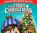 La primera Navidad: Historia de la primera nevada de Navidad