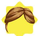 Autumn Bloom Wig