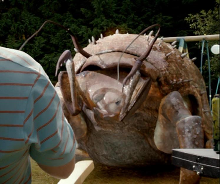 Primeval New World Albertosaurus Giant Burrowing Insect...