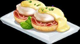 Recipe-Eggs Benedict