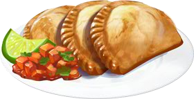 recipe empanadas png scroll clipart free scroll clip art free images