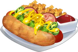 Recipe-Chicago Dog