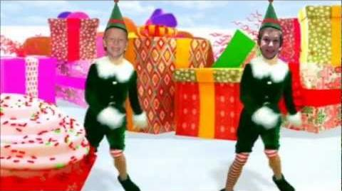 Party Rock Anthem - OfficeMax Elf Yourself 2012