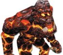 Lava Monster (Rock Raiders)