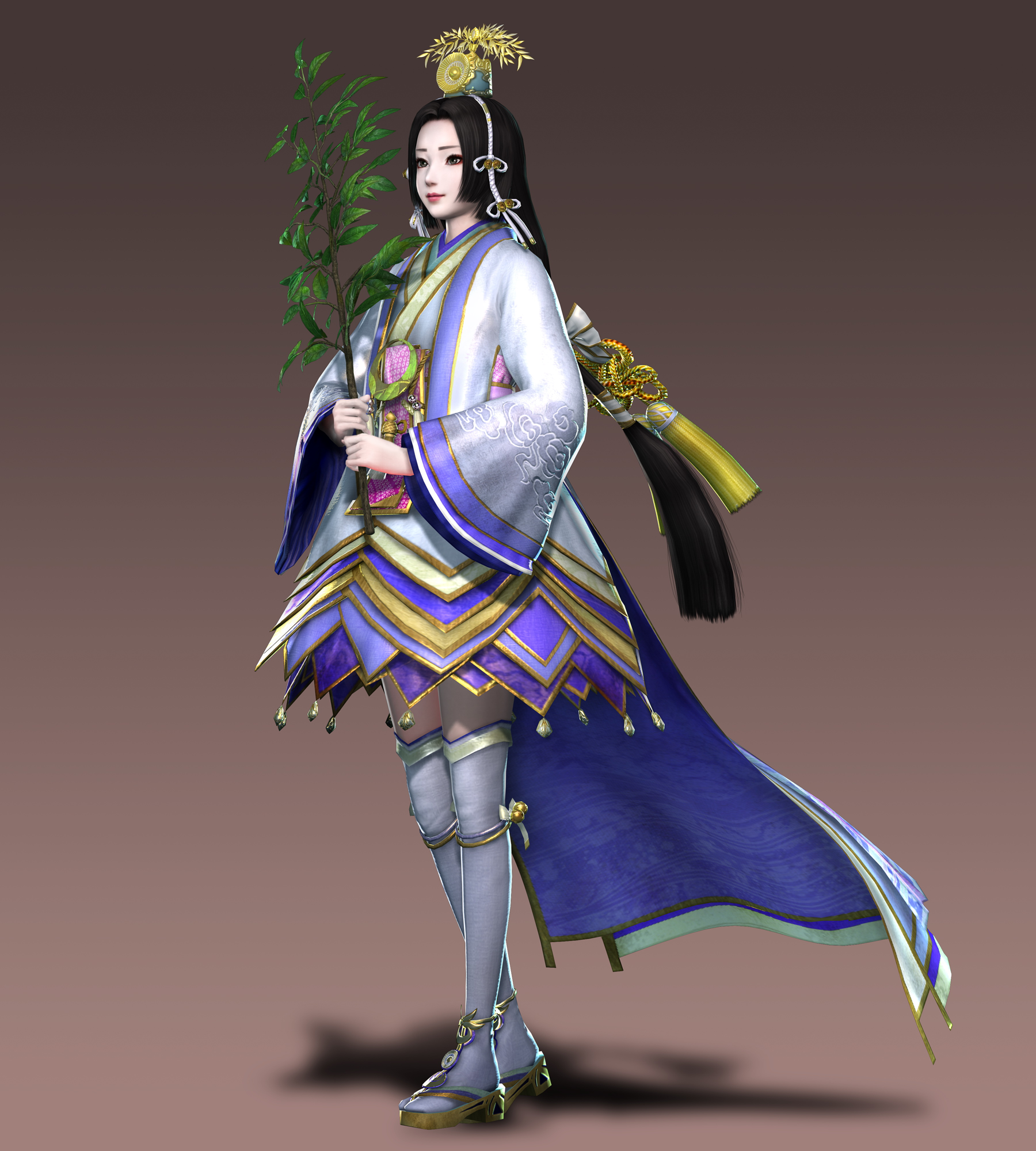 Dynasty Warriors, Samurai