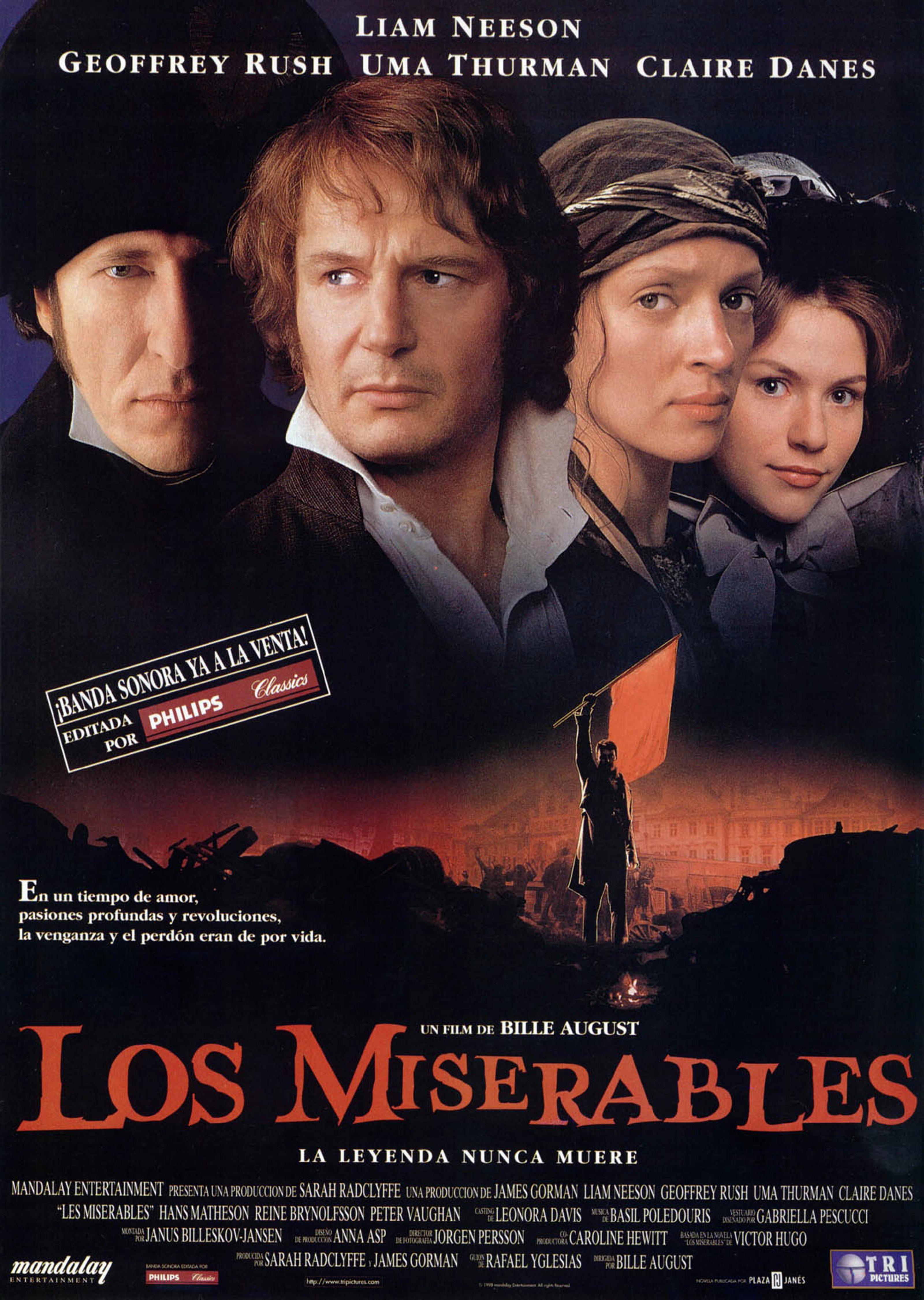 Los miserables (1998) ... Claire Danes Wiki