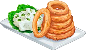 Recipe-Onion Rings