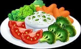 Recipe-Veggie Dip