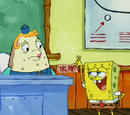 SpongeBob-Mrs. Puff Relationship