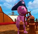 A Scurvy Pirate