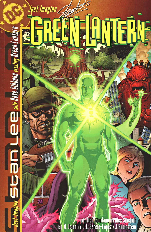 Just Imagine: Green Lantern Vol 1 1 - DC Comics Database