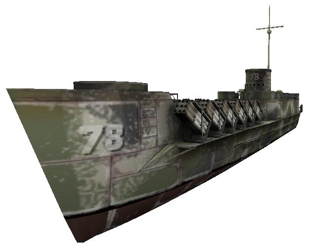 Landing Craft Infantry