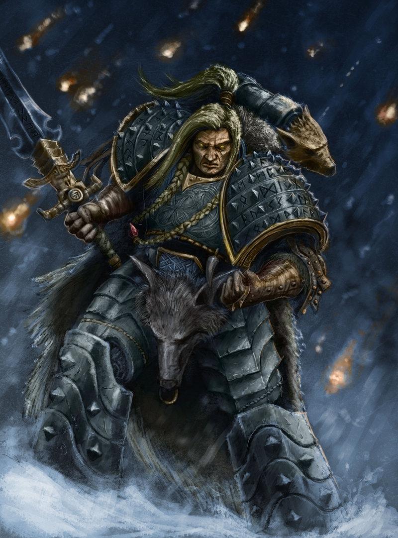 Leman Russ - Warhammer 40K Wiki - Space Marines, Chaos