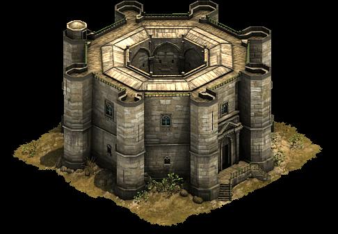 Castel del monte forge of empires wiki