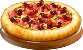 Recipe-Meat Lover's Pizza
