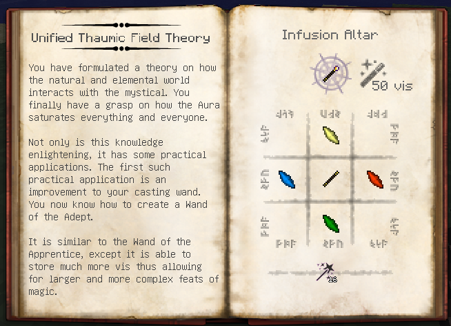 thaumcraft 4 how to use arcane worktable