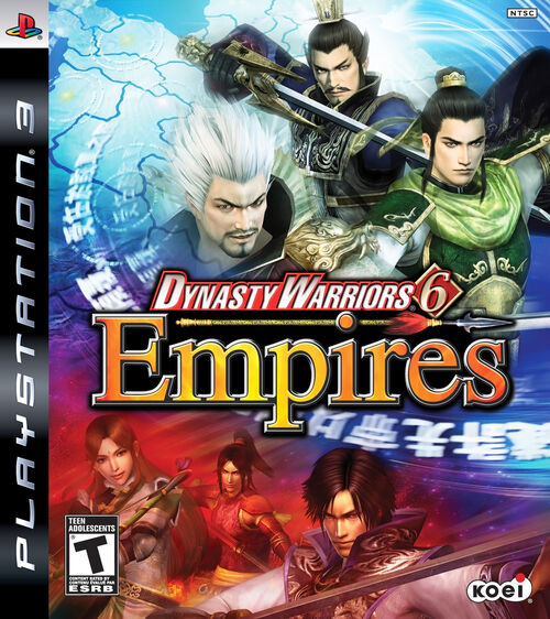Warriors Orochi 3 Ultimate Cheats: Dynasty Warriors 6: Empires
