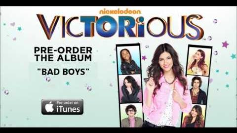 """Victorious Cast - """"Bad Boys"""" """"Victoria Justice"""" (New Music - Victorious 3.0)"""