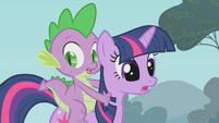 Twilight Hears Something S1E9