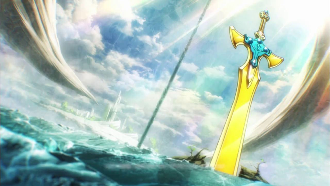 Excaliburs verborgene Macht Espada_Santa_Excalibur