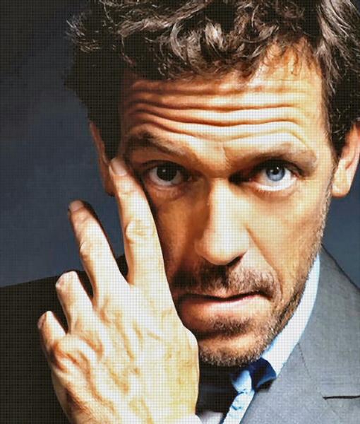 Hugh_Laurie Hugh Laurie dans Films series - News de tournage