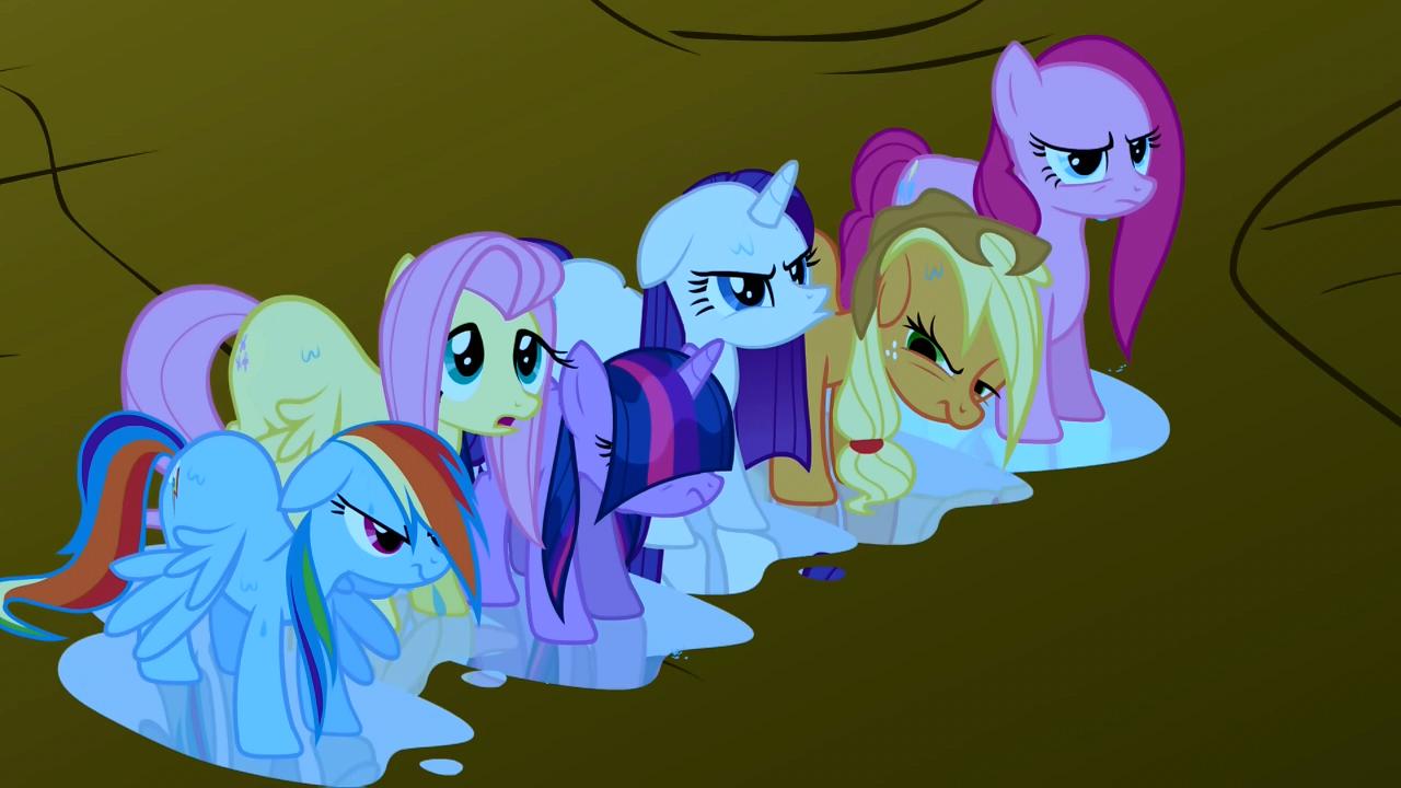 mlp fim meet the ponies
