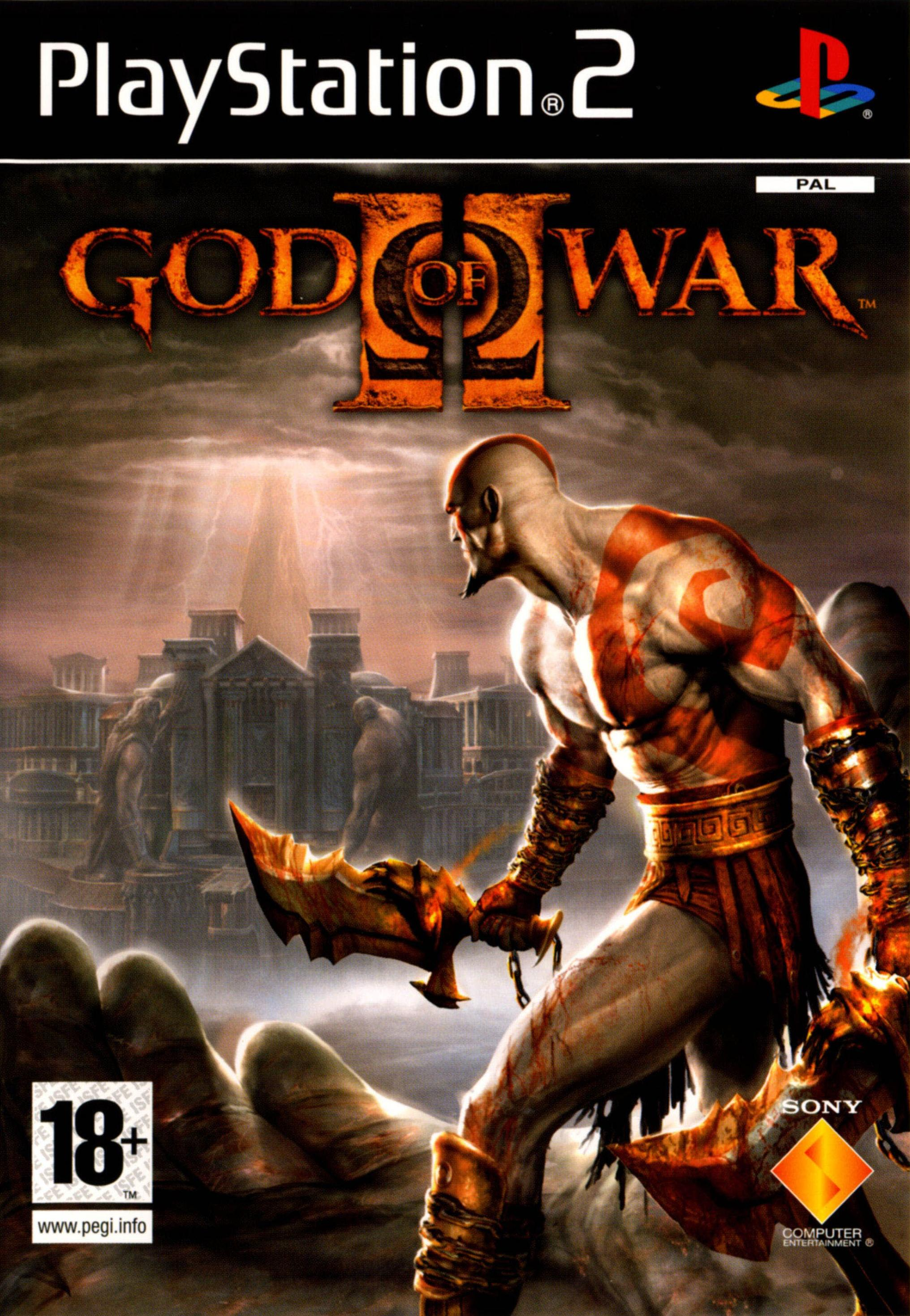 God of War 2 Videos Movies & Trailers - PlayStation 2 - IGN