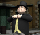 The Fat Controller's Coming to Town