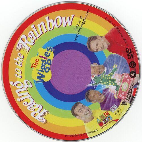 Racing To The Rainbow (video)