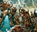 Cronología de los Reinos Ogros
