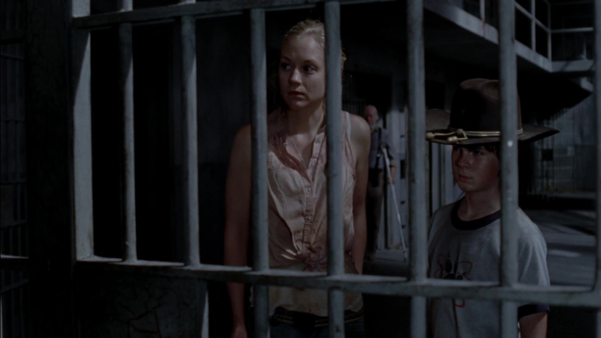 The walking dead s03e08 made to suffer online dating 4
