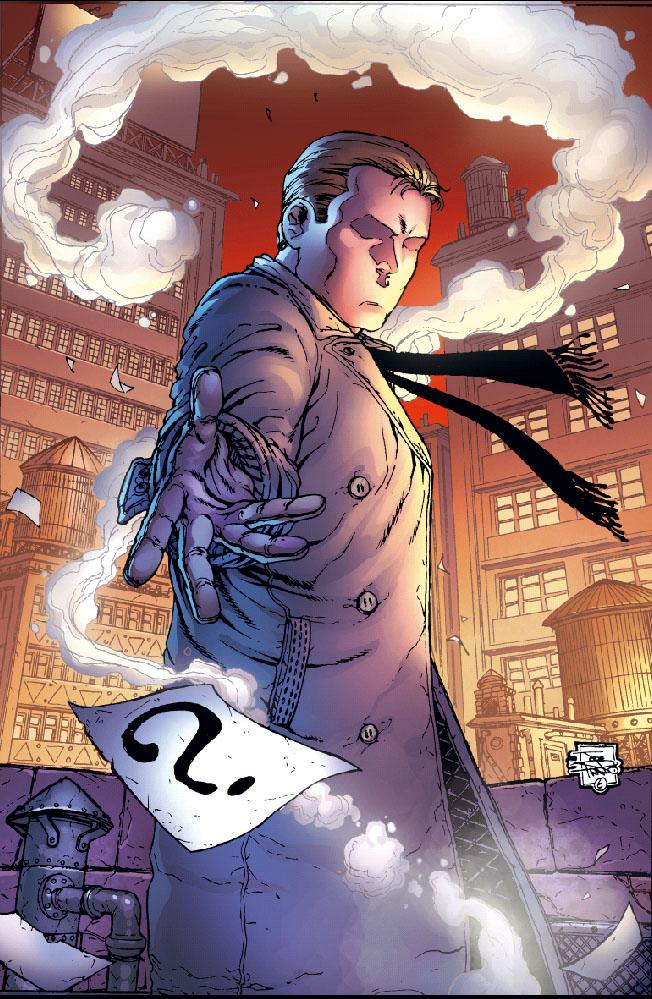 Charles Victor Szasz (New Earth) - DC Comics Database