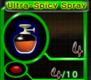 Sprays and Nectar