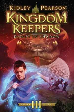 Kingdom Keepers III Disney In Shadow Alternate CoverKingdom Keepers Books