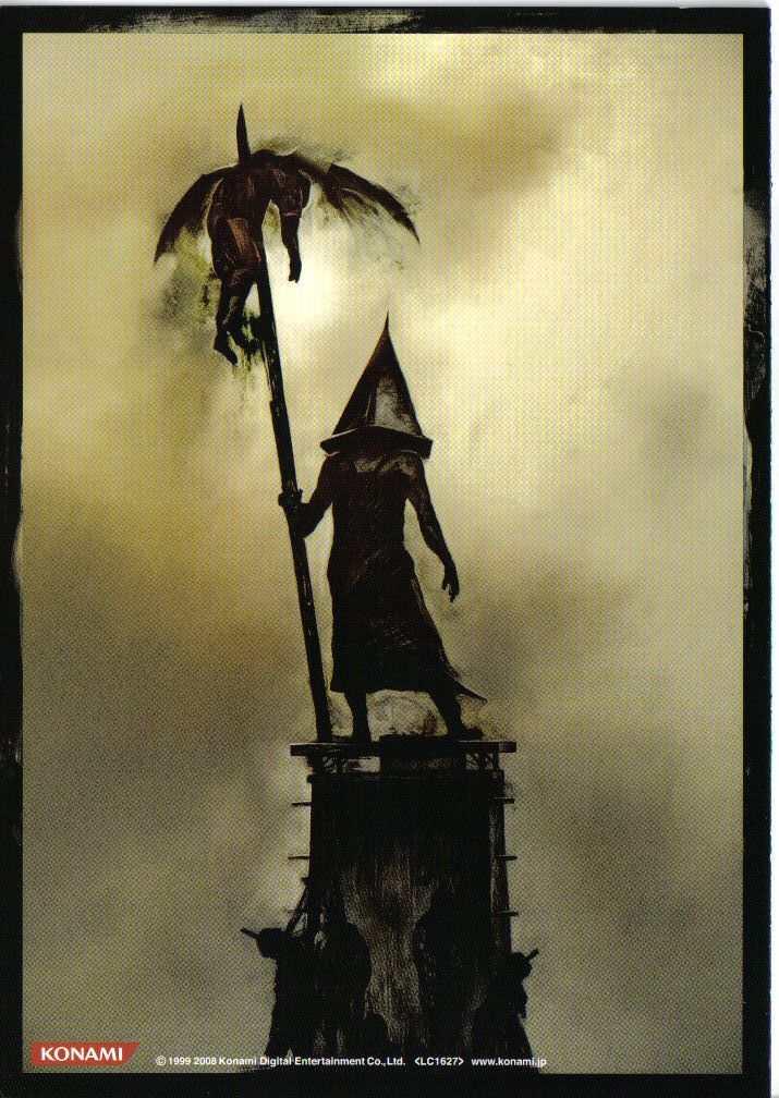 Pyramid Head - Wikijuegos: La gran wiki de videojuegos Executioner Majini