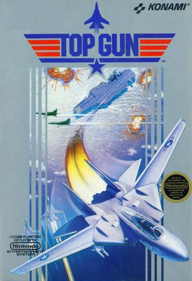 Top Gun (video game)