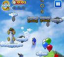 Sonic Jump (2012) screenshots
