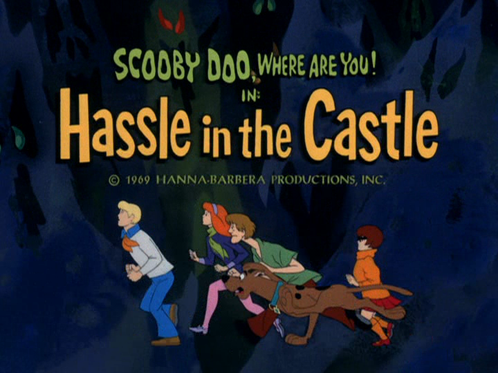 Hassle in the castle scoobypedia the scooby doo wiki for Hassel or hassle