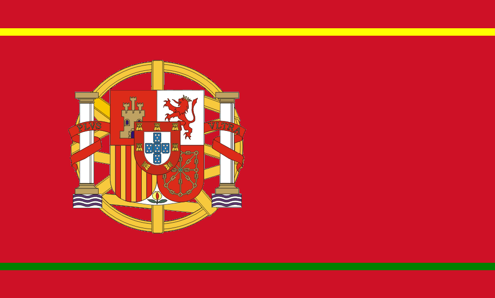 Meaning Of The Spanish Flag X Post From Rvexillology Eu4