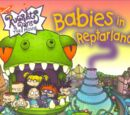 Babies in Reptarland
